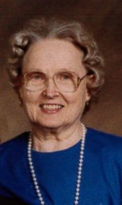 Mildred Kinsolving